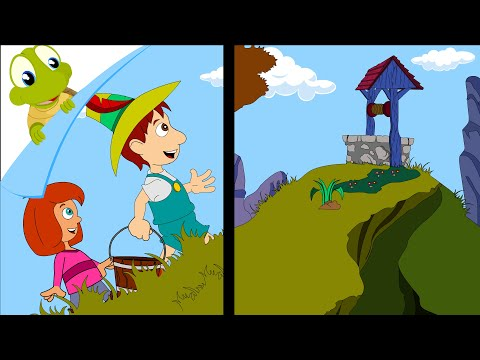 Jack and Jill went up the hill - Nursery Rhyme