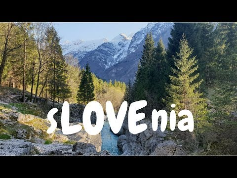 Slovenia (2018), I went to visit NARNIA │ My travel Journal