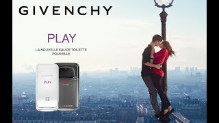Givenchy Play Intense For Men (Initial thoughts)