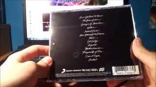 [Unboxing] Daft Punk - Random Access Memories CD-Album (HD 720p)