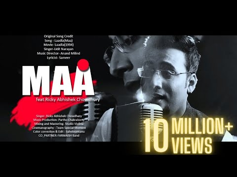 maa-(laadla)-||-reprise-version-||teri-ungli-pakad-ke-chala||-ricky-abhishek-chowdhary