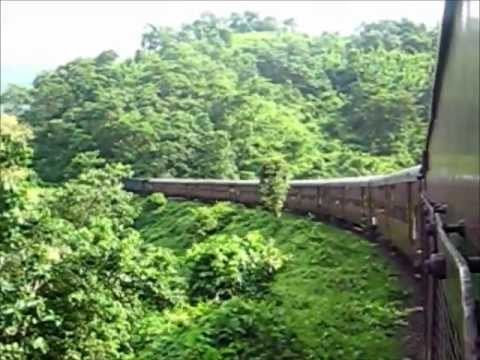 LUMDING- SILCHAR Meter gauge Railway of India