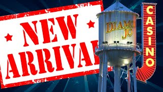 An UNEXPECTED Multiplier Leads To A MASSIVE WIN ON NEW Slot Machines At Diamond Jo Casino