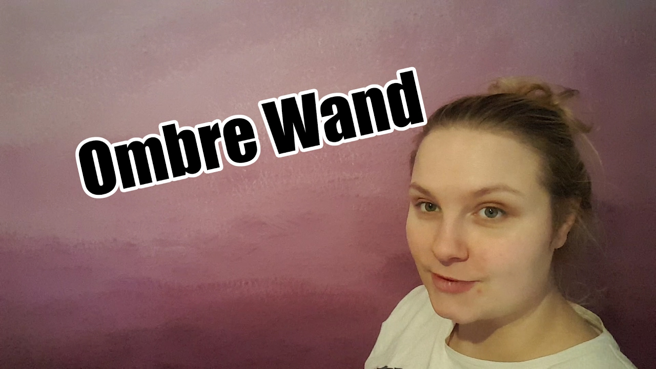 Mia S Zimmer Wird Gestrichen Ombre Wand Nici Vlogt Youtube