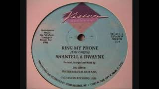 Shantell & Dwayne Ring - My Phone