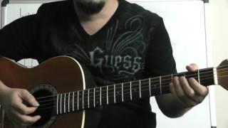 Đệm guitar căn bản 9 ( A7)