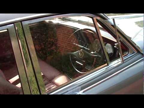Classic Cars Cambridge - Daimler 2.5 V8