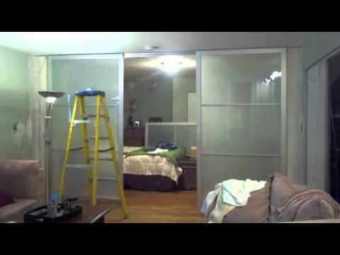 Upkeepers Interior Remodel Turn One Room Into Two In 1 Day
