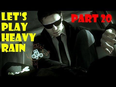 Let's Play Heavy Rain - Part 20 The Killer Revealed