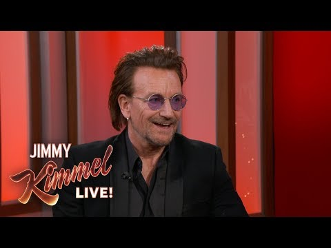 Bono Breaks U2 Pact to Never Play Golf for AIDS Fight
