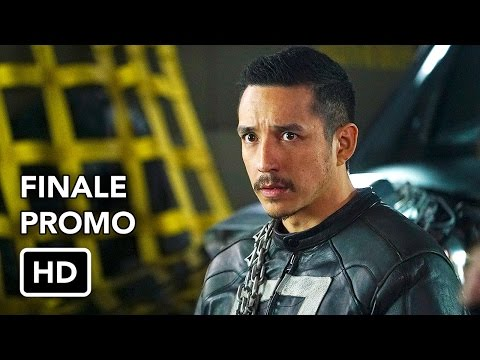 Agenci TARCZY: 4x22 World's End - promo #01