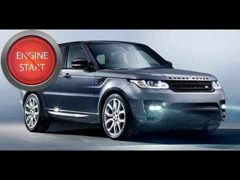Land Rover: Open and start the 2015 and later models with a dead key  battery and a hidden key hole