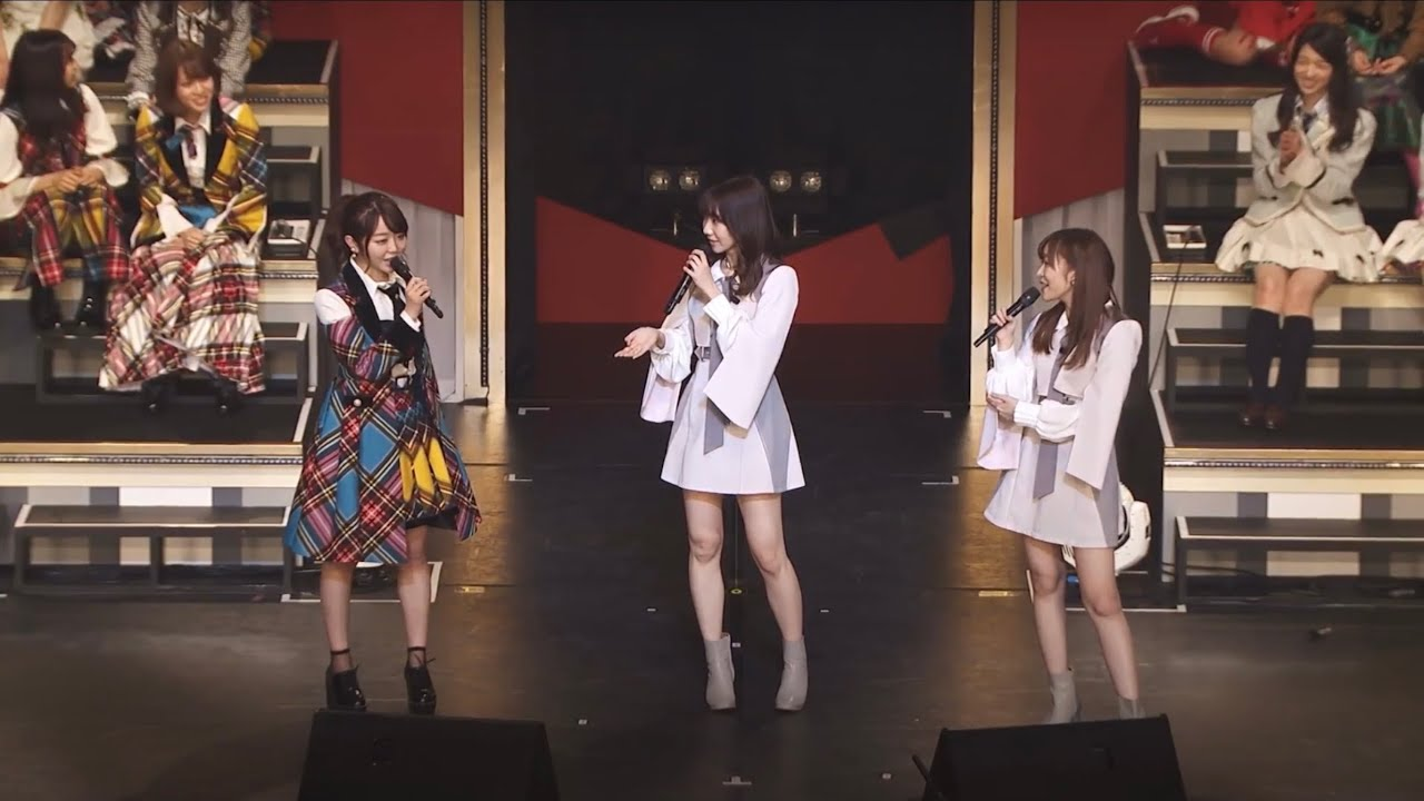 Download SANKON MC cut. Yukirin's ridiculous position in No Way Man (AKB48 Group Request Hour 2019)