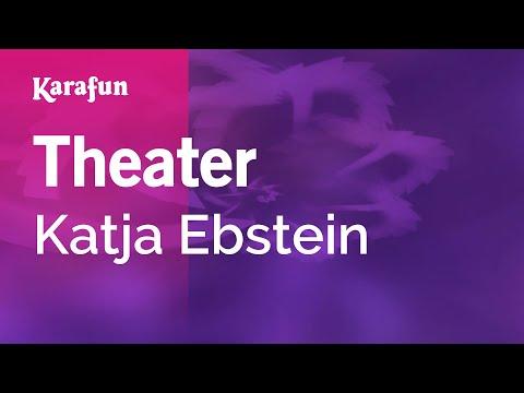 Karaoke Theater - Katja Ebstein *