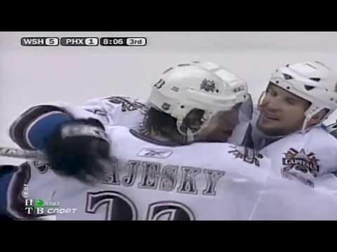 Alex Ovechkin's 52 Rookie Goals In 2005-06 (HD)