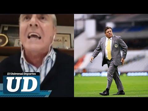 Carlos Albert cuestiona calidad moral de Miguel Herrera