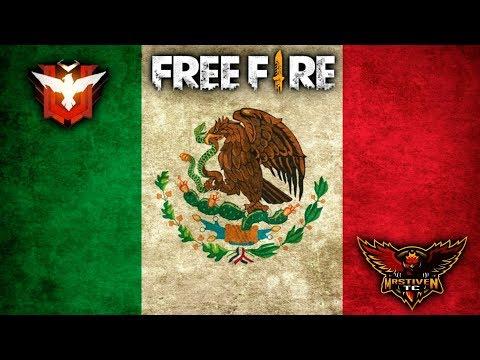 VIVA MÉXICO Y FREE FIRE