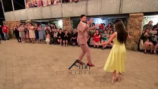 Танцует Азамат Биштов