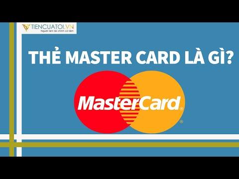 Thẻ Mastercard Là Gì? Ý Nghĩa Của Thẻ Này Với Bạn Như Thế Nào.