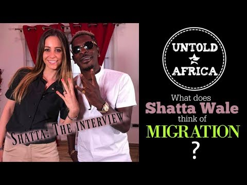 UNTOLD AFRICA - Shatta Wale interviewed by Ylenia Citino thumbnail