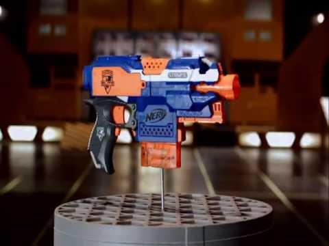 Nerf N-Strike Elite Evolution Stryfe Available At Toys