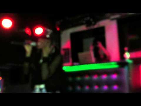 Toshadiva Performs at Club Vine in Hartford CT