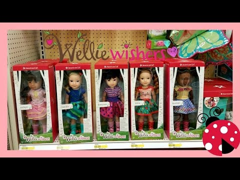 Wellie Wishers Toy Hunt ! At TARGET - 2017
