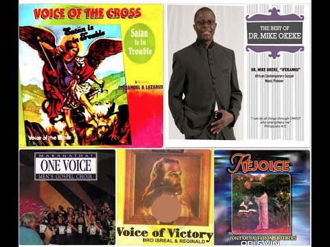Collection of 1970s-90s Nigeria Gospel Songs of REPENTANCE, RECONCILIATION &SOBER REFLECTIONS