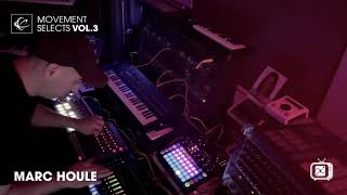 Marc Houle - Movement Selects Vol.3