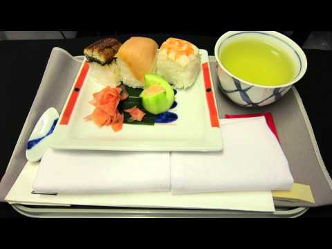 AA175 DFW-NRT American Airlines Business Class Dallas to Tokyo Boeing 777-200