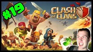 Clash of Clans #19 - Goblini padajú! | SK Let's play | HD