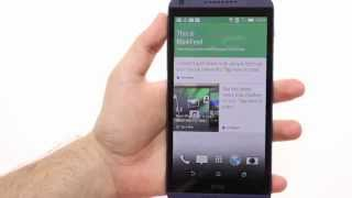 HTC Desire 816: user interface