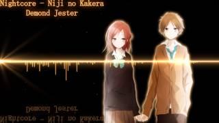 Nightcore - Niji no Kakera [Isshuukan Friends OP]
