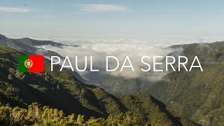 Paul da Serra in Madeira, DJI Phantom 4