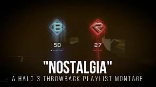 """Halo 3 Throwback Montage """"Nostalgia"""""""