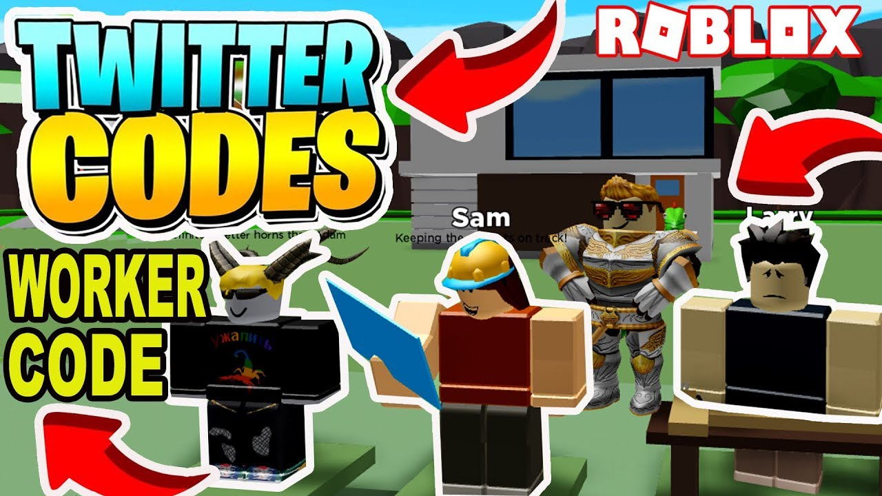 codes for roblox construction simulator 2019