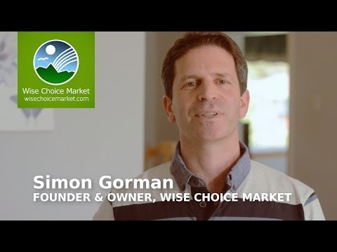 "Wise Choice Market - ""Simple, Nourishing, & Delicious"""