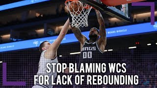 Film Session #1: Lack of Rebounding is not Willie Cauley-Stein's Fault