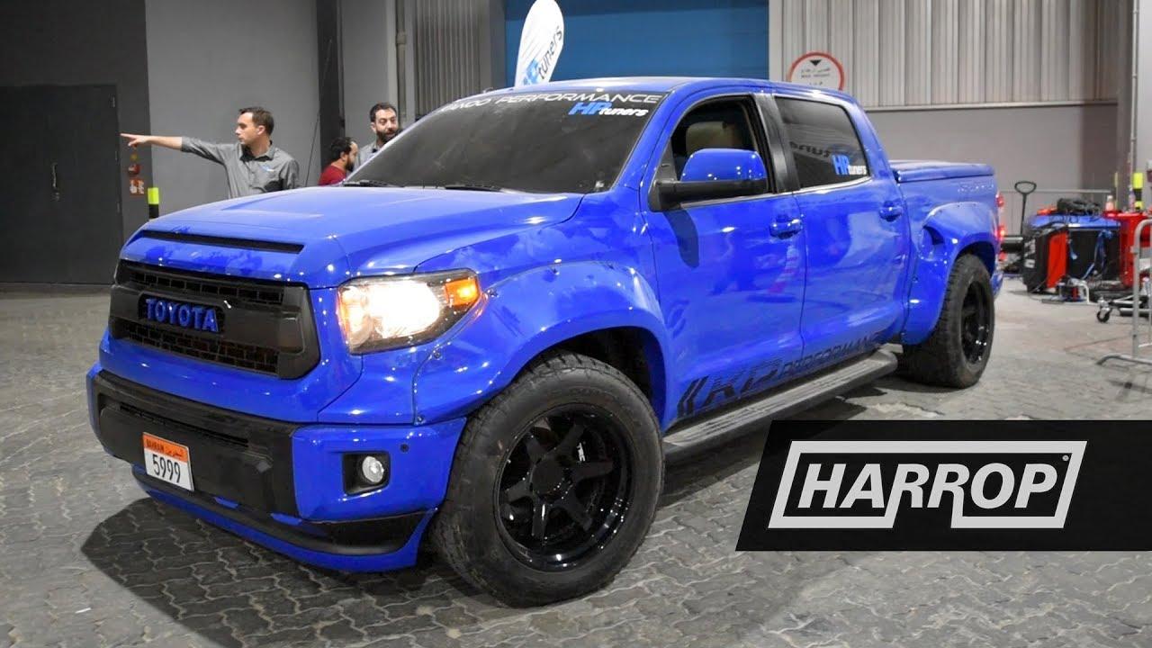 Toyota Tundra Supercharger >> Kanoo Performance Tundra Harrop Tvs2650 Supercharged
