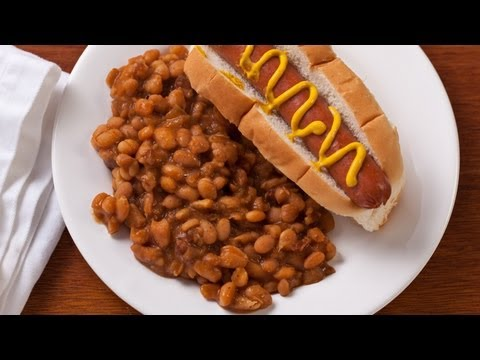 How To Make Easy Slow-Cooker Baked Beans - The Easiest Way