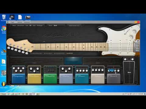 Ample Guitar AGF - SIMULATION OF FENDER '50