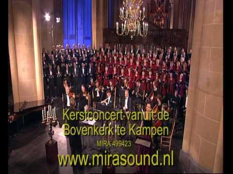 Kerstconcert vanuit de Bovenkerk te Kampen
