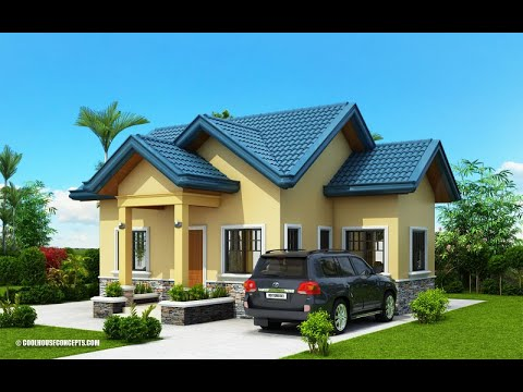 10 Small House Plans Under P1 Million Budget - YouTube