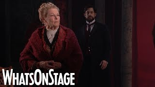 Judi Dench, Jessie Buckley and Kenneth Branagh in The Winter's Tale   First look