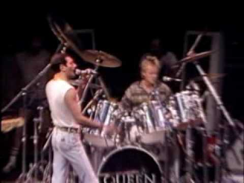 QUEEN behind live aid part 2