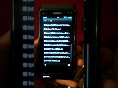 Взлом Nokia N8