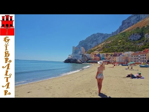 My Life in Gibraltar, Catalan Bay, Little Genoa