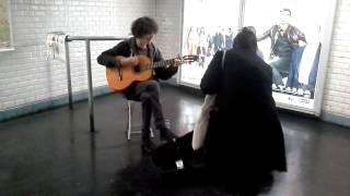 Alvaro - Holy Roller Novocaine - Métro Madeleine