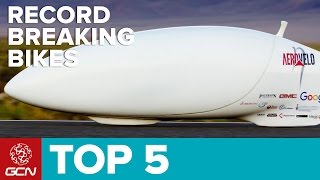 Top 5 Incredible Record Breaking Bikes