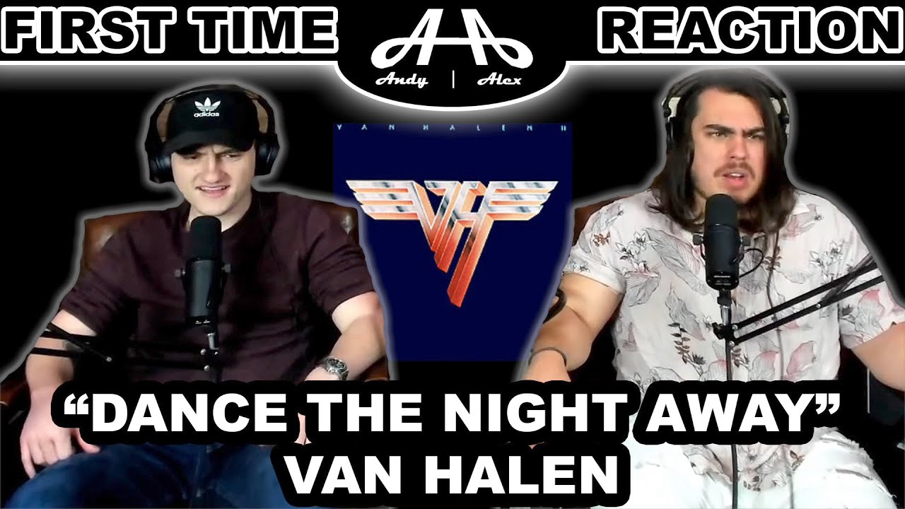 Download Dance the night away - Van Halen | College Students' FIRST TIME REACTION!